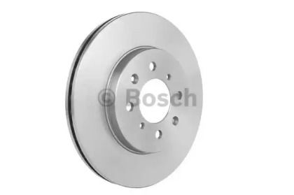 Вентилируемый тормозной диск на Хонда Джаз 'BOSCH 0 986 479 594'.