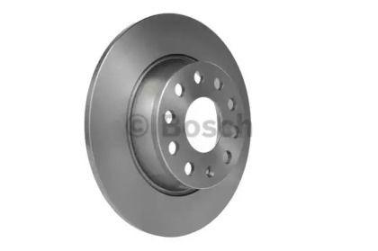 Тормозной диск на VOLKSWAGEN DERBY 'BOSCH 0 986 479 677'.