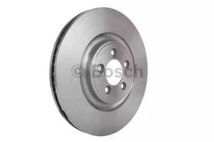 Вентилируемый тормозной диск на Ягуар ХК 'BOSCH 0 986 479 754'.