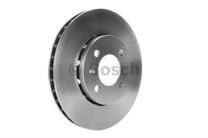 Вентилируемый тормозной диск на VOLKSWAGEN UP 'BOSCH 0 986 479 776'.