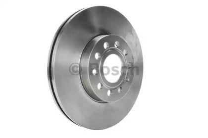 Вентилируемый тормозной диск на VOLKSWAGEN DERBY 'BOSCH 0 986 479 939'.