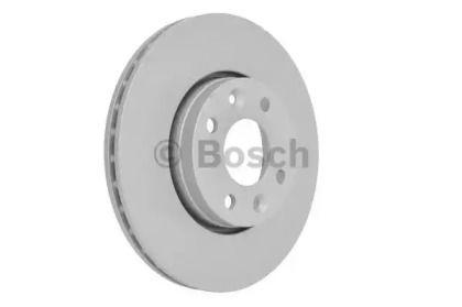 Вентилируемый тормозной диск на Рено Докер 'BOSCH 0 986 479 C17'.