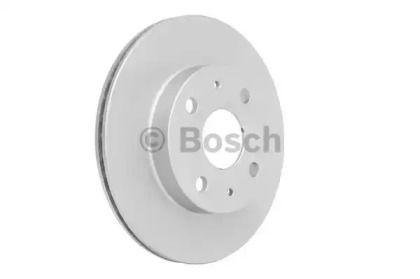 Вентилируемый тормозной диск на DAIHATSU TREVIS 'BOSCH 0 986 479 C18'.