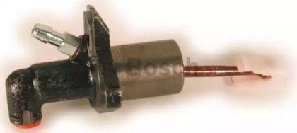 Главный цилиндр сцепления на SEAT TOLEDO 'BOSCH 0 986 486 060'.
