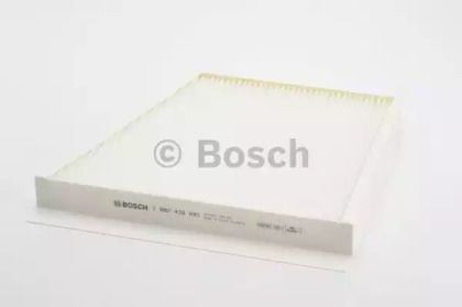 Салонний фільтр на Mercedes-Benz W211 BOSCH 1 987 432 081.