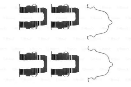 Скоби гальмівних колодок на MAZDA RX-7 'BOSCH 1 987 474 048'.