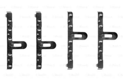 Скобы тормозных колодок на VOLKSWAGEN JETTA 'BOSCH 1 987 474 137'.