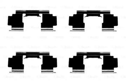 Скобы тормозных колодок на Ровер 25 'BOSCH 1 987 474 324'.