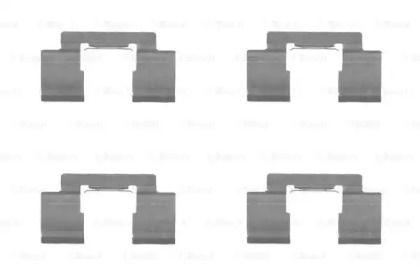Скобы тормозных колодок на DODGE NEON 'BOSCH 1 987 474 457'.