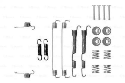 Ремкомплект задніх барабанних гальм на Мітсубісі Карізма 'BOSCH 1 987 475 270'.