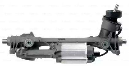 Рулевая рейка С ЭУР (электроусилителем) на SEAT ALTEA 'BOSCH K S00 000 776'.