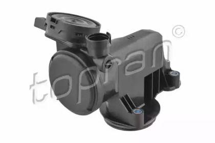 Клапан вентиляции картерных газов на Шкода Октавия А5 'TOPRAN 115 405'.