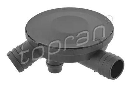 Клапан вентиляції картерних газів 'TOPRAN 116 429'.