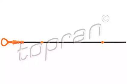 Щуп масляный на SEAT LEON 'TOPRAN 109 301'.