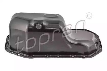 Масляный поддон двигателя на SEAT ALTEA 'TOPRAN 111 406'.