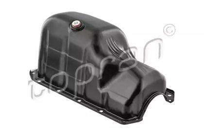 Масляный поддон двигателя на Фиат 500С TOPRAN 600 361.