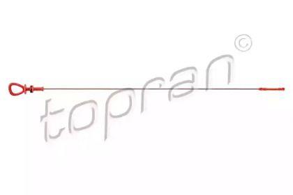 Щуп масляний на Mercedes-Benz W210 TOPRAN 409 245.