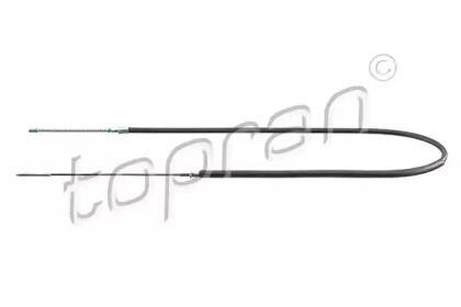 Трос ручника на SEAT TOLEDO 'TOPRAN 102 836'.