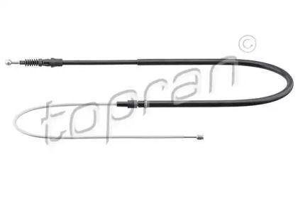 Трос ручника на Шкода Октавия А5 TOPRAN 111 210.
