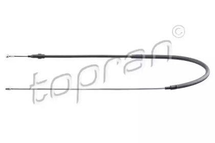 Трос ручника на SKODA OCTAVIA A5 TOPRAN 111 292.