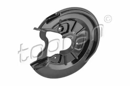 Защитный кожух тормозного диска на Фольксваген Джетта 'TOPRAN 116 816'.