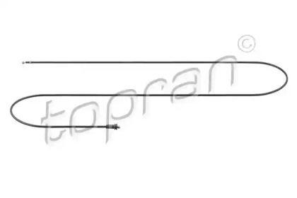 Трос замка капота на VOLKSWAGEN GOLF 'TOPRAN 108 361'.