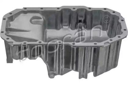 Масляный поддон двигателя на SEAT ALTEA 'TOPRAN 113 651'.