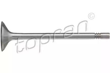 Впускний клапан TOPRAN 112 933.