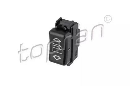 Кнопка стеклоподъемника 'TOPRAN 401 511'.