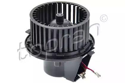 Вентилятор печки на Сеат Толедо TOPRAN 107 228.