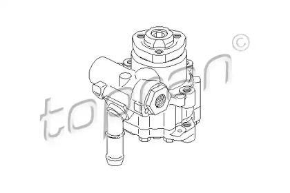 Насос гідропідсилювача керма 'TOPRAN 110 470'.