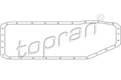 Прокладка поддона АКПП 'TOPRAN 108 757'.