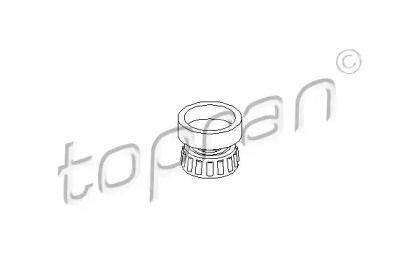 Задний подшипник ступицы на VOLKSWAGEN GOLF TOPRAN 103 370.
