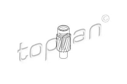Тросик спидометра на VOLKSWAGEN PASSAT 'TOPRAN 107 399'.