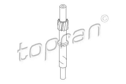 Тросик спидометра на VOLKSWAGEN JETTA 'TOPRAN 107 401'.