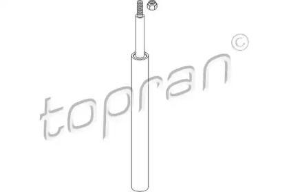 Передній амортизатор TOPRAN 104 322.