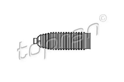 Пыльник рулевой рейки на Сеат Леон 'TOPRAN 109 440'.