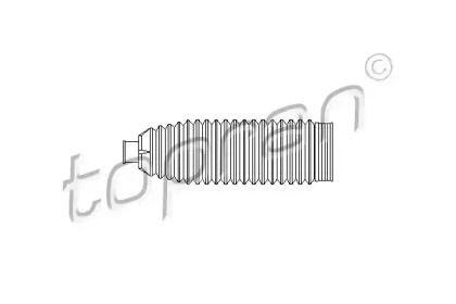 Пыльник рулевой рейки на SEAT LEON 'TOPRAN 110 516'.