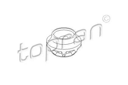 Опора заднего амортизатора на Фольксваген Джетта 'TOPRAN 102 828'.