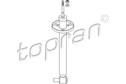 Задній амортизатор TOPRAN 108 377.