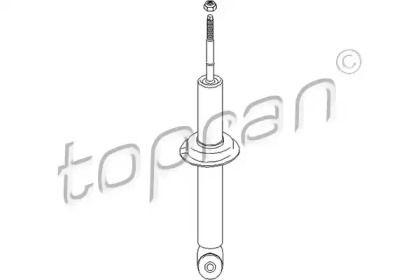 Задній амортизатор TOPRAN 102 629.