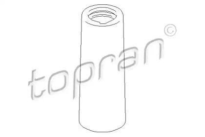 Пыльник заднего амортизатора на Сеат Леон 'TOPRAN 107 649'.