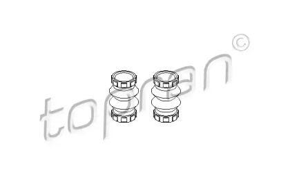 Комплект напрямних супорта TOPRAN 109 967.