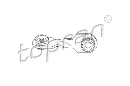 Шток вилки переключения передач на SEAT TOLEDO 'TOPRAN 108 840'.