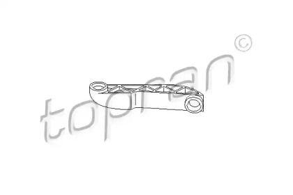 Шток вилки перемикання передач 'TOPRAN 111 564'.