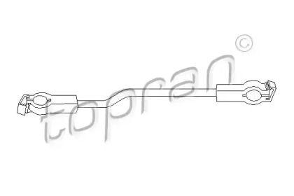 Шток вилки переключения передач на VOLKSWAGEN JETTA 'TOPRAN 102 643'.