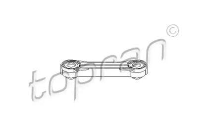 Шток вилки переключения передач на Сеат Леон TOPRAN 108 746.