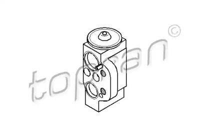 Расширительный клапан кондиционера на VOLKSWAGEN PASSAT 'TOPRAN 112 306'.