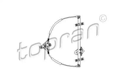 Передний правый стеклоподъемник на SEAT TOLEDO 'TOPRAN 103 178'.