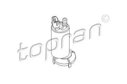 Электрический топливный насос на Сеат Толедо TOPRAN 103 562.